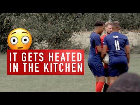 KITCH vs BAITEZE!   Brotherhood's Sunday League Football   Kitchener FC