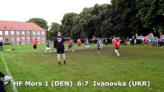 U14 boys. Group SS-A2. Generation Handball 2016. Ivanovka - HF Mors 1 - 8:7 (2nd half) 04.08