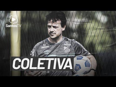 FERNANDO DINIZ | COLETIVA (10/07/21)
