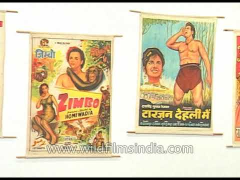 Rare collection of posters of Hindi films from 1940 - 1990 Mp3