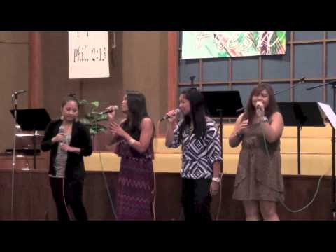 In Harmony - Not The I But The You In Me [Anointed Cover]
