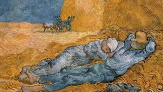 (Taanel Wilson) Me by Vincent Van Gogh