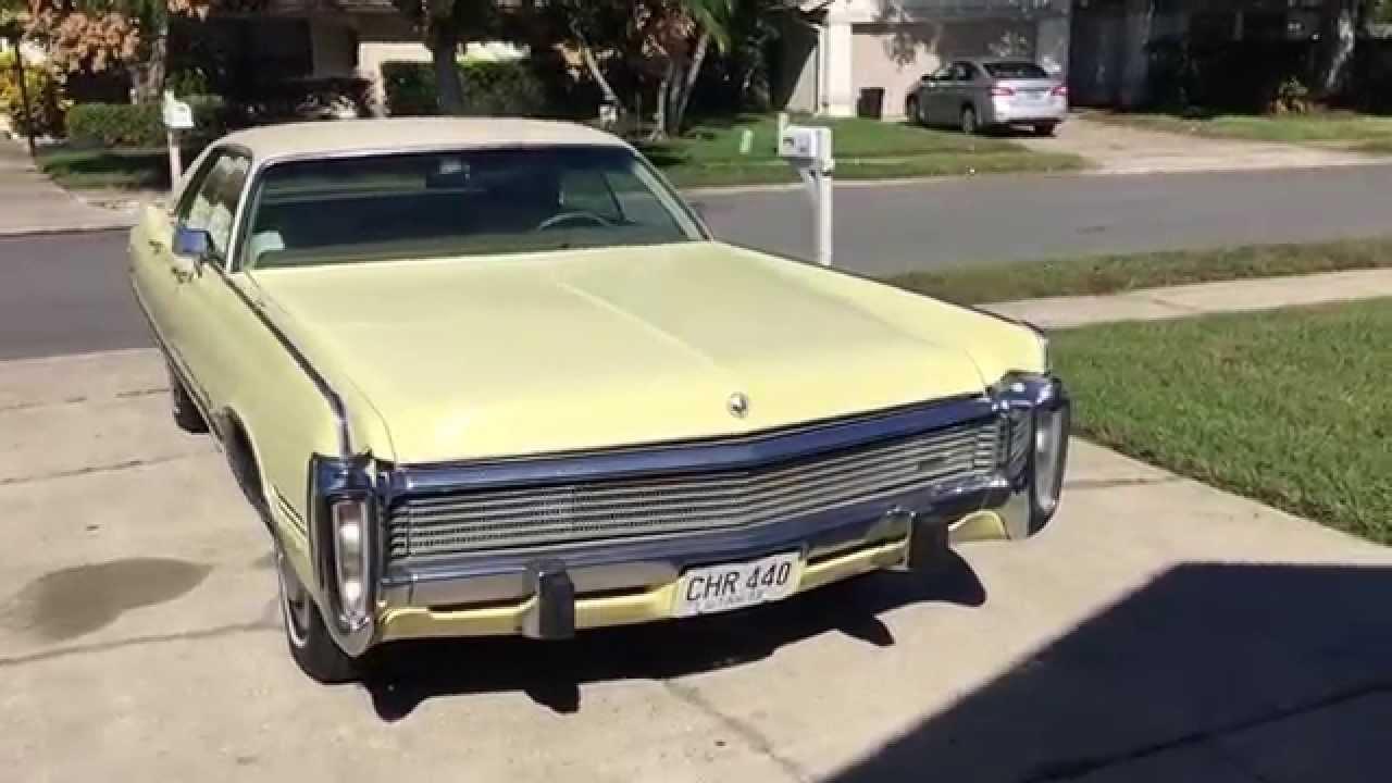 Chrysler imperial 1973