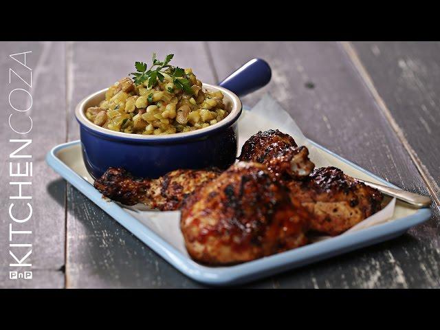 KitchenCoZa | Umngqusho: Samp and Beans | Season 2 | Episode 8