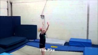 Layout Tutorial With Drills & Progressions For Tumblers