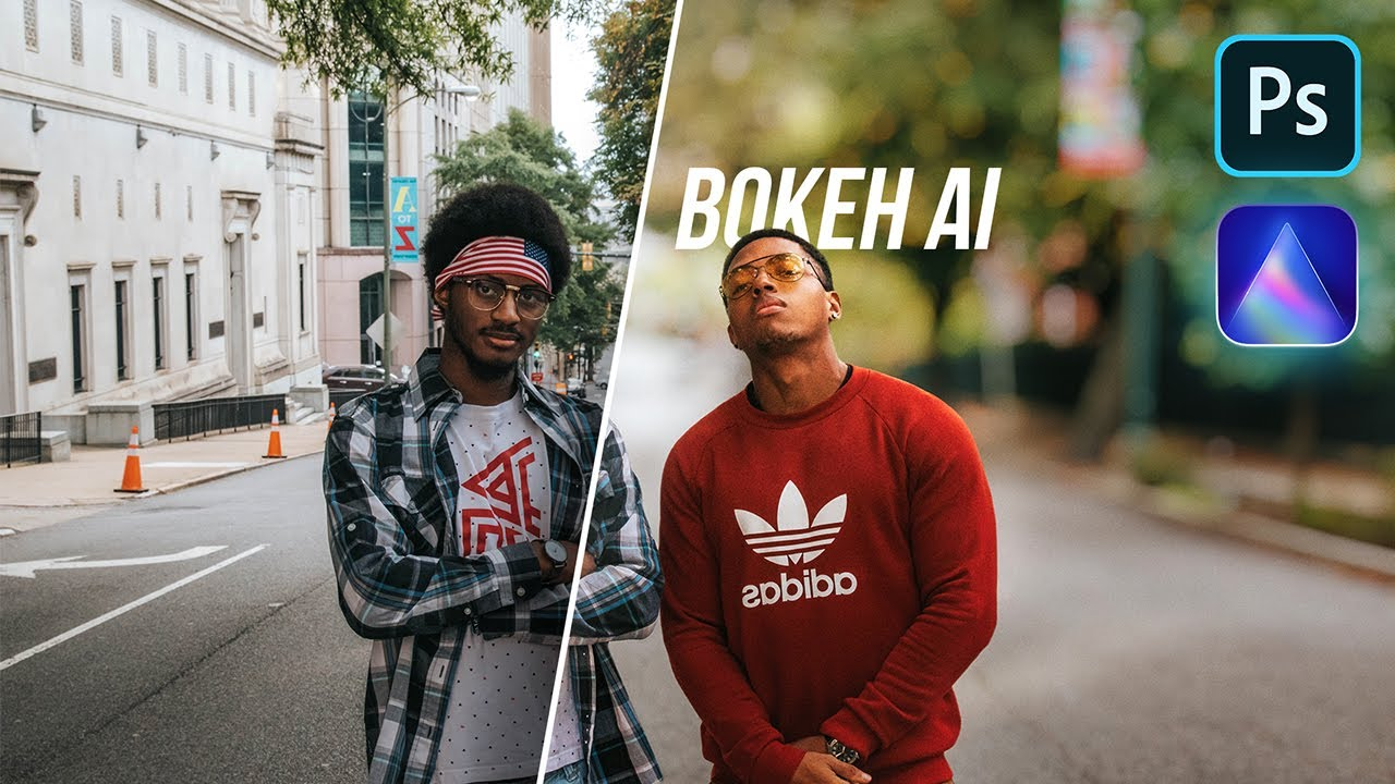 Battle of A.I. Bokeh - Photoshop vs. Luminar!