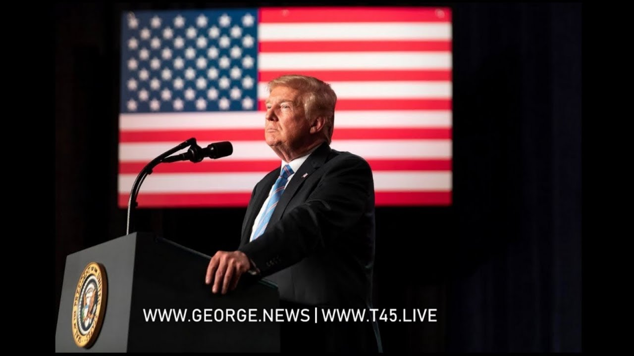 The President makes remarks at the Keep America Great Rally, NC 7/17/19
