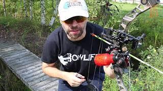 RUSSIAN Bowfishing   РОСІЙСЬКА рибалка з цибулею