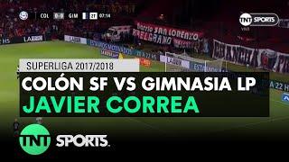 Video Gol Pertandingan Colon vs Gimnasia LP