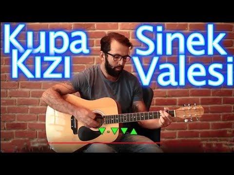 Teoman Kupa Kızı Sinek Valesi Akorlar ve Nasıl çalınır Gitar Dersi