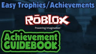 Achievement Guidebook - Roblox (Xbox One)