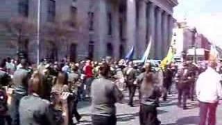 Dublin Republican Flute Band, Easter 2007