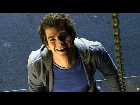 The Amazing Spider-Man - Skateboard Scene - Movie CLIP HD