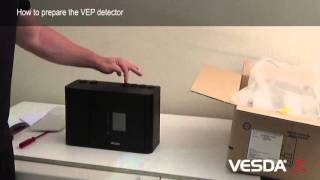 VESDA-E VEP/VEU/VES - How to Prepare the Detector