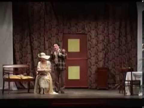 La palla al piede 1° atto - Georges Feydeau - marzo 2013