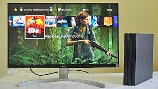 LG UK650 - Best Budget 4K IPS LED Monitor With HDR 10 - Unboxing!
