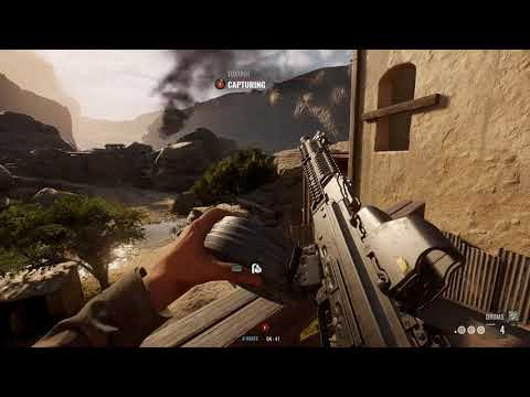 Insurgency: Sandstorm Gameplay. LONG GAME |