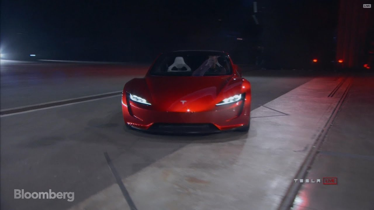 Tesla Reveals Roadster That Goes 0 60 In 1 9 Seconds