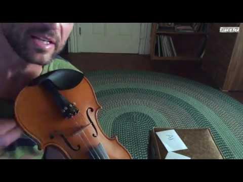 Wagon Wheel - 3rd Solo Break for Fiddle Lesson