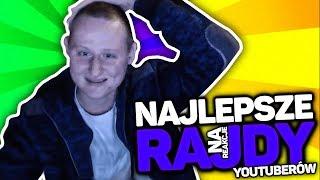 3 NAJLEPSZE REAKCJE na RAJDY YouTube'rów! | DeeJayPallaside, Gural | ZairoxTV