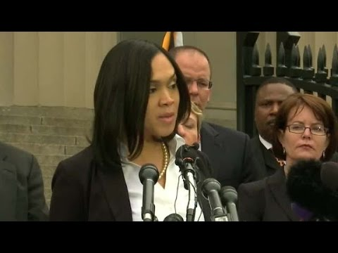State's attorney: Freddie Gray's death was a ho...