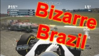 F1 Game 2012 - Bizarre Brazil Thumbnail