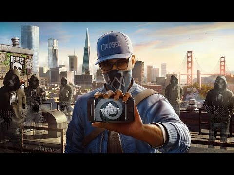 WATCH DOGS 2 Intro (New World Order)