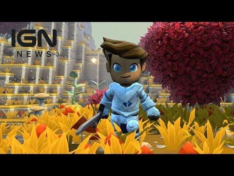 Terraria Publisher Announces 3D Sandbox RPG Portal Knights - IGN News