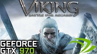 Viking  Battle for Asgard PC GAMEPLAY GTX 970 @1080P