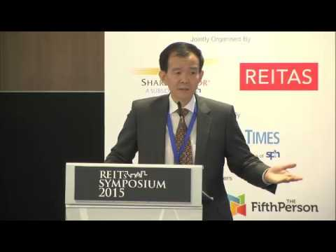 REITs Singapore: Wilson Ang from Viva Industrial Trust