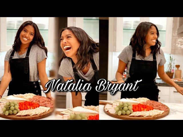Natalia Bryant Prepared Food For The Family - Mambacita's