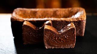 美味しいものには凹みがある。凹テリーヌ・ショコラの作り方 Terrine chocolat