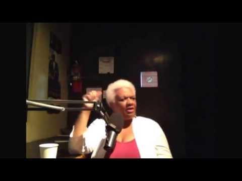Barbara Morrison on Dinah Washington Jazz Live San Diego Interview @Jazz88 July  22, 2014