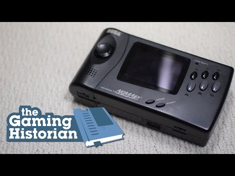 Sega Nomad - Gaming Historian