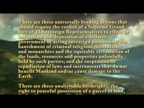 Treaty of UNIVERSAL COMMUNITY TRUST