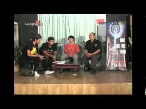 talk show with IRO at lombok tv (part 3)