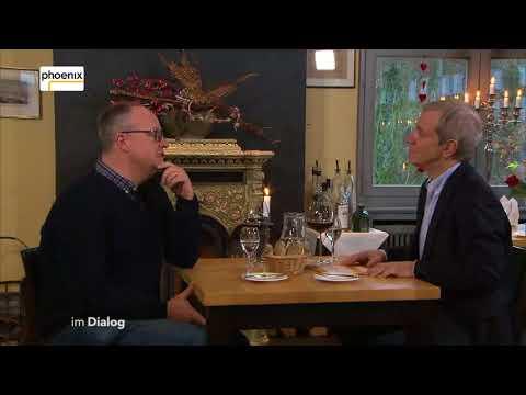 Im Dialog: Michael Hirz im Gespräch mit Oliver Welke am 01.12.17