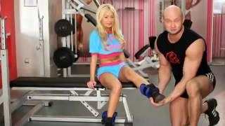 Утяжелители для ног тренировка упражнения