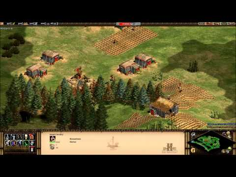 Age of Empires 2: Defeat a Moderate Computer
