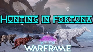 How To Hunt in Warframe | Fortuna Hunting Guide