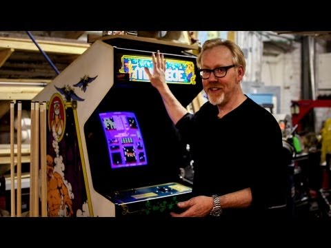 Show and Tell: Adam Savage's Favorite Video Game