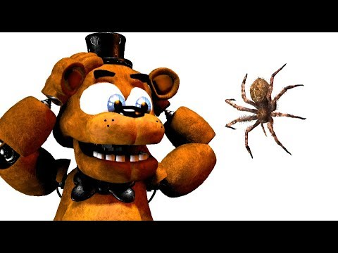 Five Nights At Freddy's Animatronics And Their Worst Night mares #1 Animated
