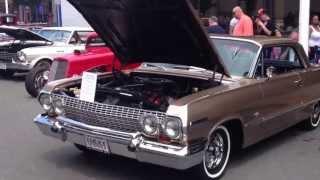 Beautiful and rare brown 1963 Impala SS 4spd