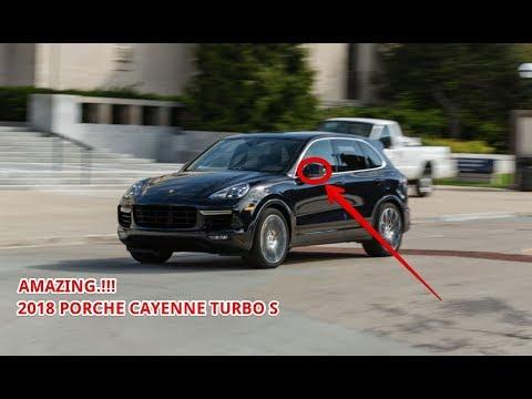 [HOT NEWS] 2018 Porsche Cayenne Turbo S Price