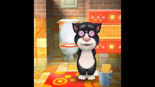 "[My Talking Tom] ""We Are Never Ever Getting Back Together by Taylor Swift (cover by Molly)"""