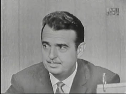 What's My Line? - Tennessee Ernie Ford; Gig Young [panel] (May 4, 1958)