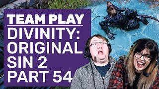 Let's Play Divinity Original Sin 2 | Part 54: Mopping Up Driftwood