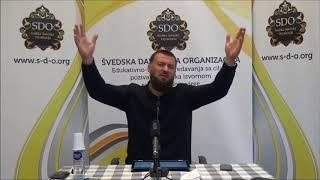 Koristi iskušenja - Almir Kapić, hfz.