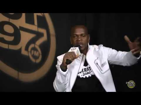 Mr  Vegas Opens up about his Partner cheating Hot 97 NY Interview