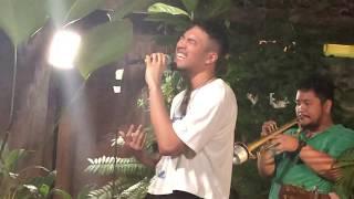 Adrian Khalif - Nyali (Live at Songolas, Jakarta 14/09/2019)